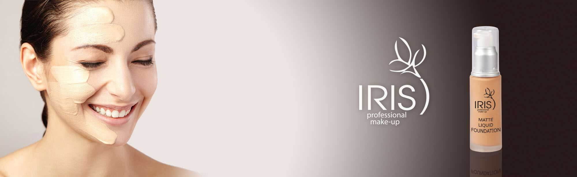 IRIS PROFESSİONAL MAKE-UP